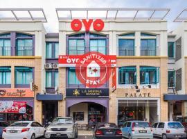 OYO 1023 La Mirina Boutique Inn, hotel di Miri