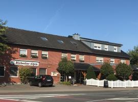Rixbecker Alpen - Hotel Koch, hotel in Lippstadt