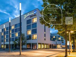 Radisson Blu Hotel Hannover, hotel in Hannover