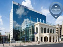 Novotel Bucharest City Centre, hotel in Bucharest
