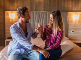 Hotel Prestige, отель в Монтесильвано