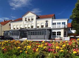 Hotel Bleske im Spreewald, hotel in Burg