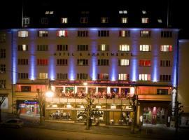 Ole Bull Hotel & Apartments, Ferienwohnung in Bergen
