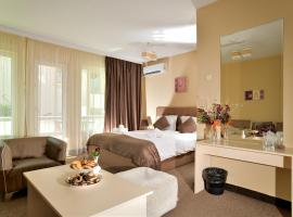 Hill Town Family Hotel, hotel in Plovdiv