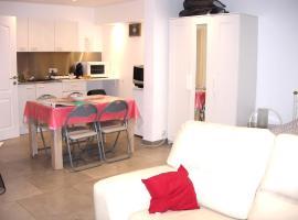 La Quietude, apartment in Chaudfontaine