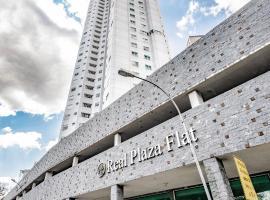 Real Plaza Flat Curitiba, holiday rental in Curitiba