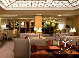 Starhotels Metropole, hotel in Central Station, Rome