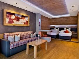 PETE - Alpine Boutique Hotel, hotel in Sankt Anton am Arlberg