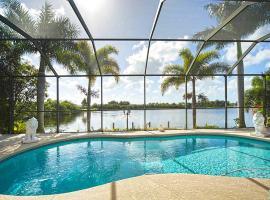 Villa Princess, Ferienunterkunft in Cape Coral