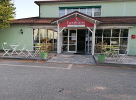 Fasthotel Genève Gex, hôtel à Gex près de: Casino de Divonne