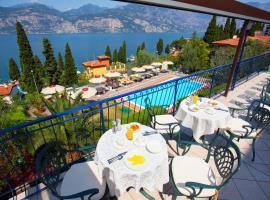 Hotel Capri, hotel in Malcesine