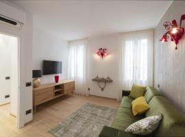 Cherubino Suite, apartment in Venice