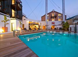 Turbine Hotel & Spa, hotel in Knysna