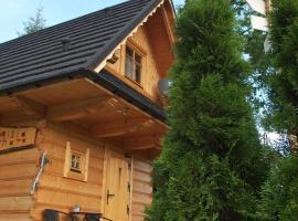 Misia Chata – hotel w pobliżu miejsca Gubałówka w Zakopanem