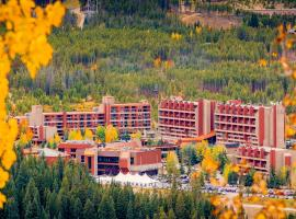 Beaver Run Resort, hotel with jacuzzis in Breckenridge