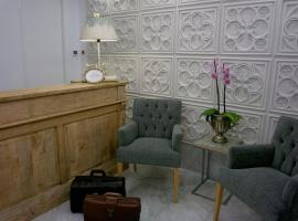 Hostal Boutique Aurora, accessible hotel in Nerja
