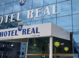 Hotel Real, hotel in Cabo Frio