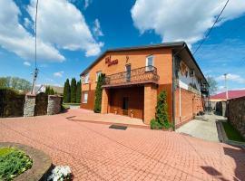 SN Hotel, готель у місті Sloboda Zasluch'