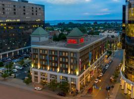 Hampton Inn & Suites Buffalo/Downtown, hotel in Buffalo