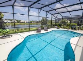 Family Resort - 6BR Mansion - Private Pool, Games, More!, hotel in Kissimmee