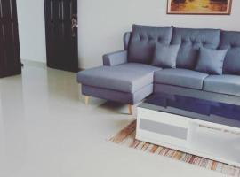 Zahraa inn top service, apartment in Batu Ferringhi