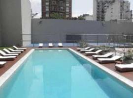 Departamento amplio y de lujo, apartement sihtkohas Buenos Aires