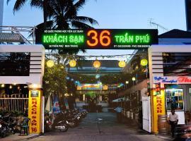 36 Tran Phu Hotel, hotel near Nha Trang Centre Shopping Mall, Nha Trang