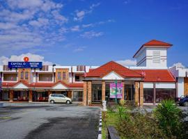 OYO Capital O 89658 Bustani Hotel, hotel near Sultan Abdul Halim Airport - AOR, Jitra
