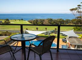 Amooran Oceanside Apartments and Motel, motel in Narooma