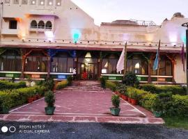MPT Sheesh Mahal, Orchha, hotel in Orchha