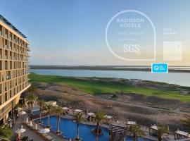 Radisson Blu Hotel, Abu Dhabi Yas Island, hotel in Abu Dhabi