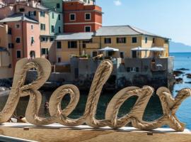 nel gozzo sul mare, appartamento a Genova
