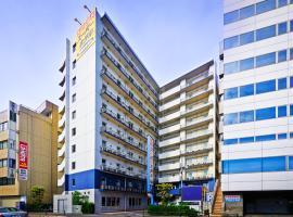 오미야에 위치한 호텔 Super Hotel Saitama Omiya West