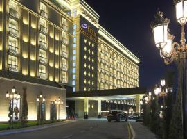 Sahid Zarafshon, hotel in Bukhara