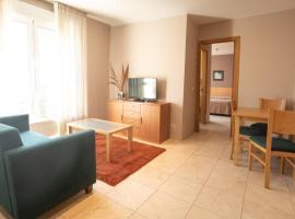 Hotel Apartamentos Ciudad de Lugo, hotel en Lugo