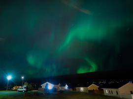 Saeluhus Apartments & Houses, boutique hotel in Akureyri