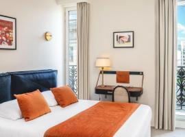 Hotel Le Friedland, hotel near Malesherbes Metro Station, Paris