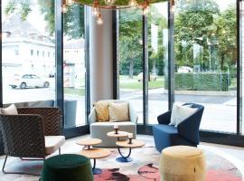 ibis Styles Klagenfurt am Woerthersee, hotel v Klagenfurte