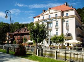 Małopolanka & Spa, hotel in Krynica Zdrój