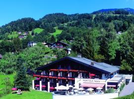 Hotel Montjola Nova, Hotel in Schruns-Tschagguns
