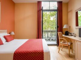 Sunotel Central, hotel a prop de Sants Estació, a Barcelona