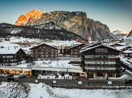 Residence Antares, apartment in Selva di Val Gardena