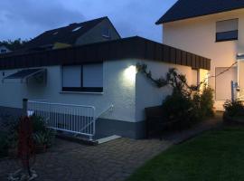 Studio mit Blick ins Grüne, holiday home in Dortmund