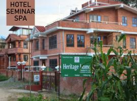 Heritage Home Dhulikhel, hotel in Dhulikhel