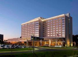 Hilton Baltimore BWI Airport, Hotel in der Nähe vom Flughafen Baltimore - Washington - BWI,