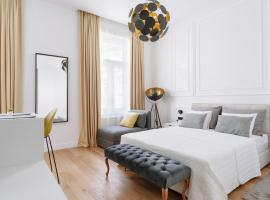 THE City Lodge - Boutique Apartments, hotel in Zagreb