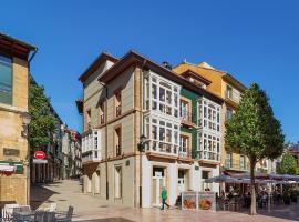 Apartantiguo Altamirano 13, apartment in Oviedo