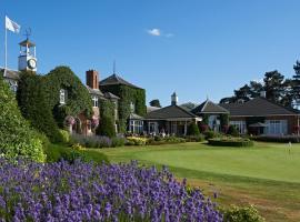 The Belfry Hotel & Resort, hotel near Belfry Golf Club, Sutton Coldfield