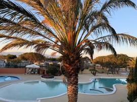 Bungalow, campground in Canet-en-Roussillon