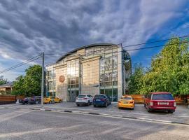 Hotel City Hall, hotel near Sport complex Snezh.com, Moscow